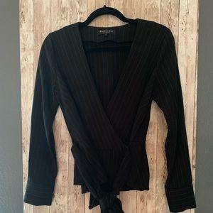 Rachel Roy Collection Pinstripe Blazer NWT